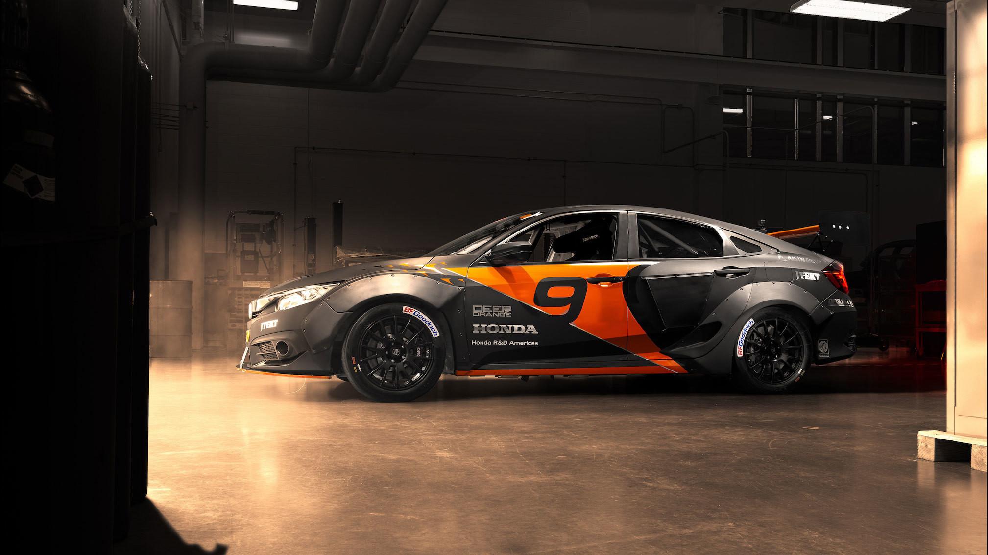 Deep Orange 9