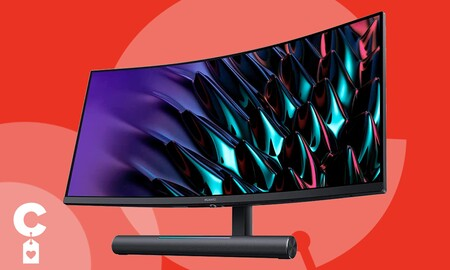 El monitor más completo de Huawei llega a MediaMarkt por 100 euros menos de lo que cuesta normalmente: MateView GT por 449 euros con envío gratis