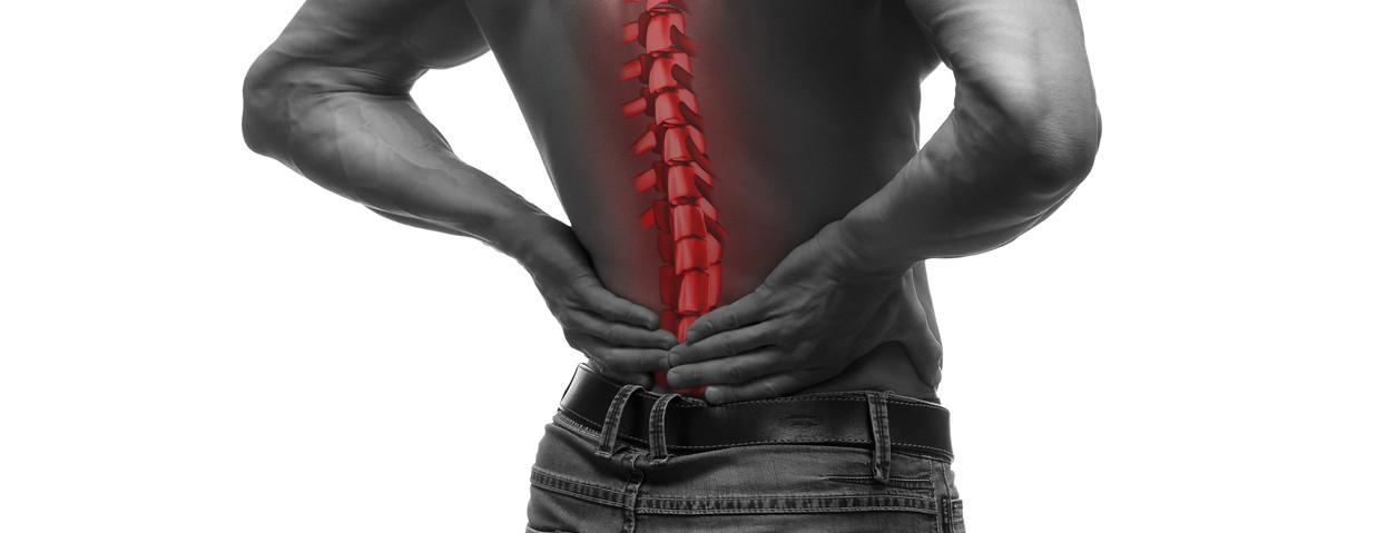 Como adelgazar espalda baja dolorosa
