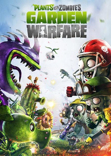 Plants vs. Zombies: Garden Warfare anuncia fecha de salida en Xbox One y Xbox 360