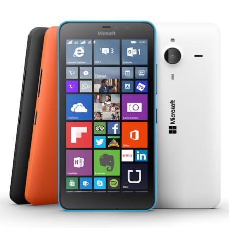 Microsoft Lumia 640 XL en México