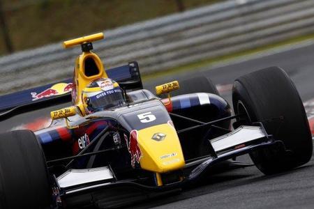 Fórmula Renault 3.5 Hungaroring 2011: victoria de Jean-Eric Vergné, y Sergio Canamasas consigue su primer podio