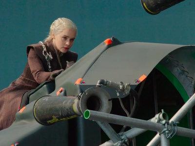 'Juego de Tronos', detrás de las cámaras: así se rodó ESA espectacular escena del último capítulo