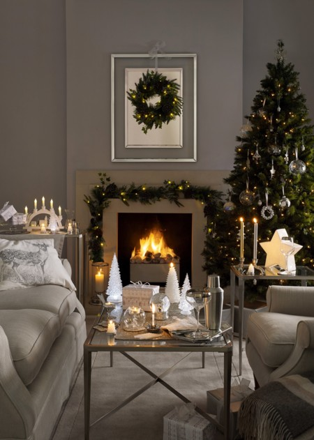Una navidad llena de encanto con laura ashley - Decoracion laura ashley ...