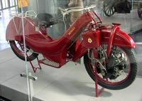 Megola, la moto de tracción delantera