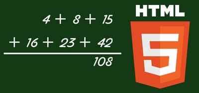 """Nuevos elementos en HTML5: el tag <output> y el <input> de tipo """"number"""""""