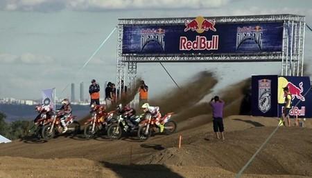 Red Bull Give me Five, ahora en vídeo