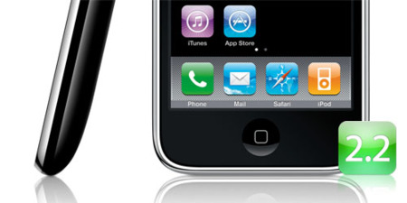 Nuevo iPhone OS 2.2 ya disponible