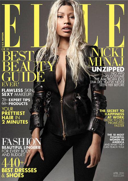 ¿Doctor qué me pasa que veo monísima a Nicki Minaj en Elle?