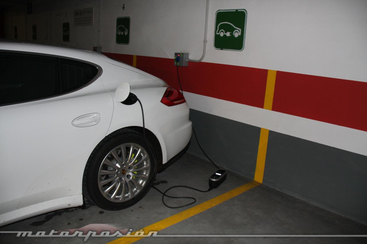 Foto de Porsche Panamera S E-Hybrid (prueba) (50/64)