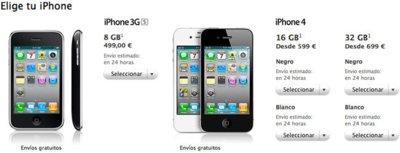 El iPhone 4 mantiene la primera posición en los EE.UU. como el smartphone más vendido