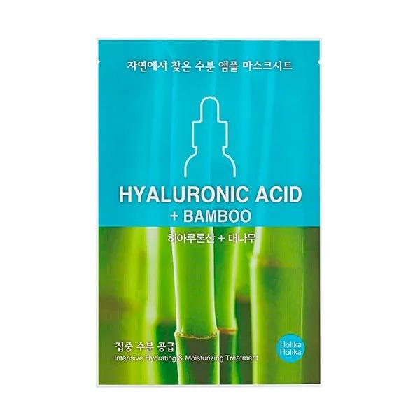 HOLIKA - HOLIKA Hyaluronic Acid + Bamboo