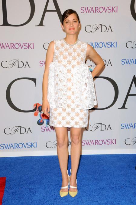 Marion Cotillard CFDA Awards 2014