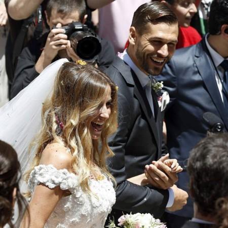 Las wags se nos casan: las bodas futboleras del fin de semana