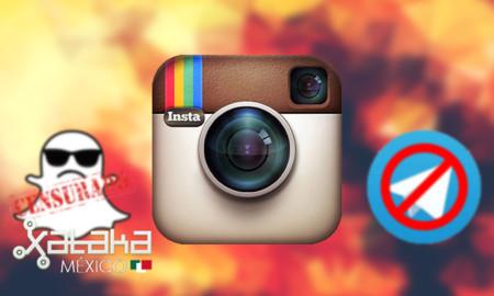 ¿Por qué Instagram bloquea enlaces de Telegram y Snapchat?