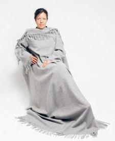 Shiver: una manta con mangas