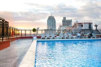 ¡Vaya! En Madrid no hay playa, pero te presentamos tres piscinas para compensarlo