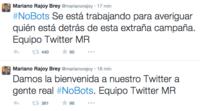 Mariano Rajoy y la polémica de los seguidores de Twitter falsos