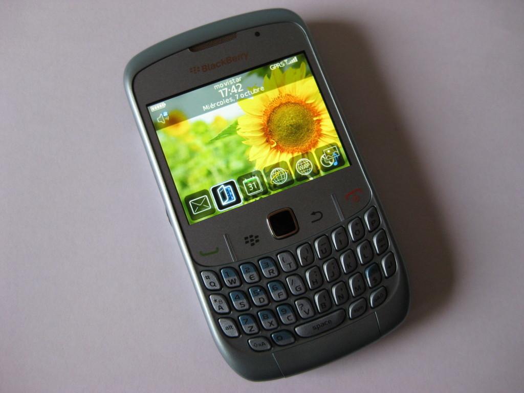Foto de BlackBerry 8520 (1/10)
