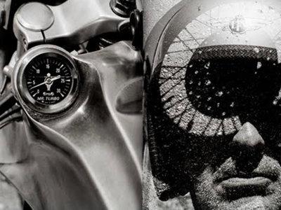 García-Álix no echa el freno y publica nuevo fotolibro: 'Moto'