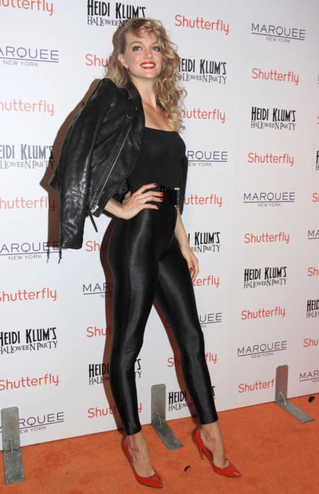 Lindsay Ellingson Halloween disfraz