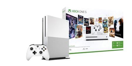 Si quieres una Xbox One S de 1 TB con el Starter Pack por sólo 199 euros, la tienes ahora, en PcComponentes