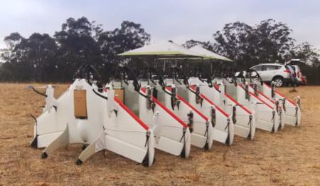 Para controlar el tráfico aéreo de drones, la NASA prueba un sistema automatizado