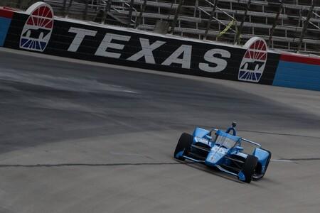 Palou Texas Indycar 2021