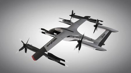 Así es el S-A1, el concepto de taxi volador eléctrico desarrollado por Hyundai y Uber que promete volar a 290 km/h