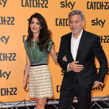 Pilates y pesas: así son los ejercicios que hizo Amal Clooney para recuperar su figura tras el parto y que puedes replicar en casa