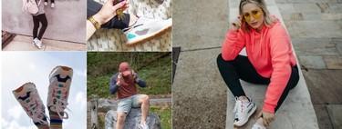 Las 13 mejores ofertas en zapatillas deportivas con el cupón EXTRA20 en el outlet de Reebok