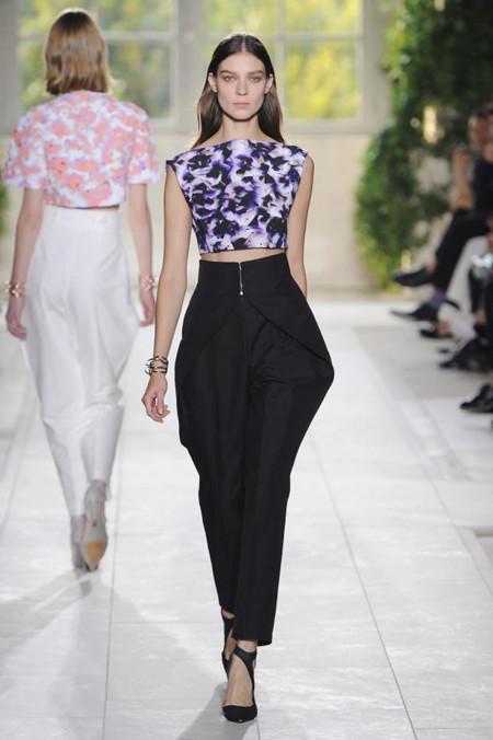 Balenciaga Primavera Verano 2014 Semana de la moda de Paris -4