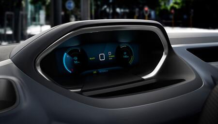 Peugeot E Rifter Cockpit