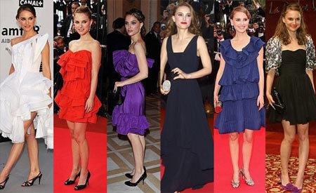 Los looks de Natalie Portman en Cannes