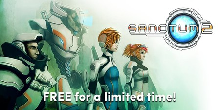 Sanctum 2 GRATIS y por tiempo limitado para PC, Mac y Linux para celebrar las rebajas en Humble Bundle