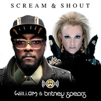 ¡Britney Spears junto a Will.I.am., tremenda mezcla!