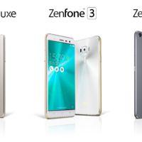 Zenfone 3, Deluxe y Ultra, los nuevos móviles de ASUS que quisiéramos ver llegar a México