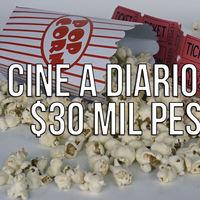 El cofundador de Netflix quiere que vayas al cine diariamente por $30 mil pesos al mes
