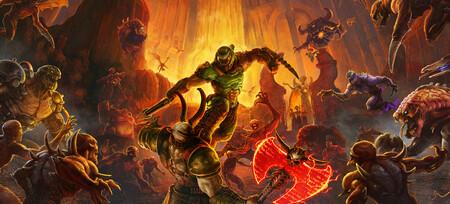 Doom Eternal recibe un parche gratuito para la nueva generación: 4K, ray tracing, 120FPS y todos los detalles de las mejoras [E3 2021]