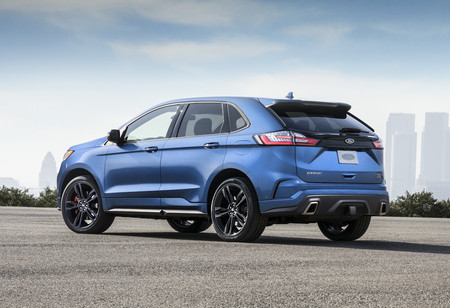 Ford Edge St 2019 2