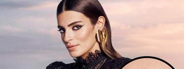 Así puedes hacerte el maquillaje con delineado de ojos gráfico de Susana Molina en la campaña del nuevo eyeliner Perfect Slim de L'Oréal Paris