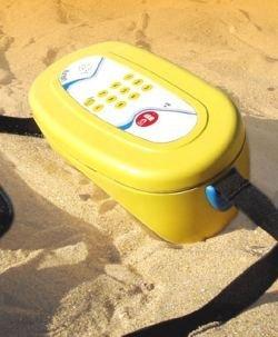 Que no te roben el iPod en la playa