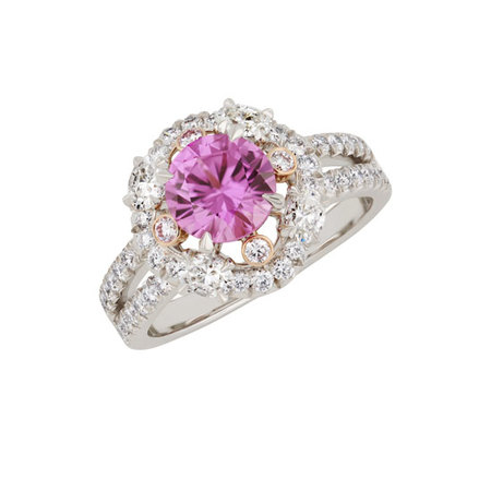 Marie Sapphire Ring