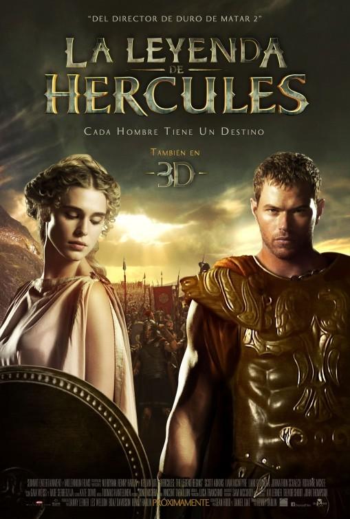Foto de Carteles de 'Hércules: El origen de la leyenda' (7/8)