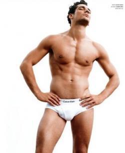 David Gandy, el nuevo supermodelo