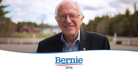 Logo Bernie Sanders