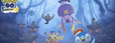 Pokémon GO: todas las misiones de la tarea de investigación especial ¿Qué hay bajo la máscara? de Halloween 2021