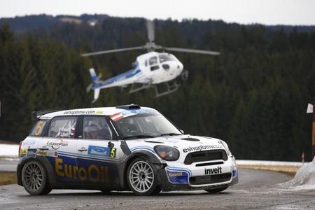 El Jänner Rallye abrirá la temporada del ERC en 2015
