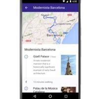 Con Destinations, Google quiere también convertirse en tu planificador de viajes