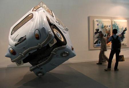 VW Escarabajo Cubo
